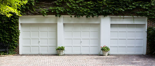 Brooklyn garage door installation