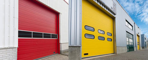 Commercial garage door Brooklyn NY