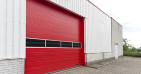 Commercial garage doors Brooklyn