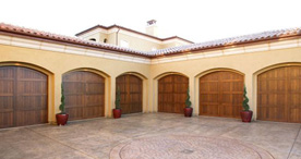 Multiple Garage Doors
